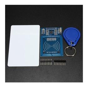 Módulo Rfid Rc522 13,56 Mhz Leitor Cartão Arduino Pic