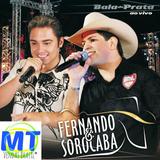Oferta! Fernando & Sorocaba Cd Bala De Musicpac Frete Grátis