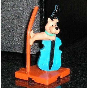 Muñeco Hanna Barbera Coleccion Musicos Perro Scrappy Doo