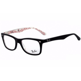 Wayfarer Listrado Jogo Da Velha Armacoes - Óculos no Mercado Livre ... 1c3f3a353a