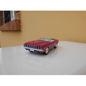 Dodge Challenger Conversível 1971 Jl
