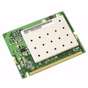 Mikrotik Cartao R52 350 - 2.4/5ghz Wireless Card