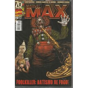 Marvel Max 72 - Panini - Bonellihq Cx17 I17