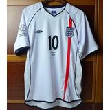 88881575d9 Camiseta Inglaterra Beckham - Fútbol en Mercado Libre Chile