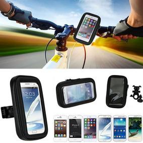 Bolsa Capa P/ Moto, Bike C/ Suporte Gps Celular