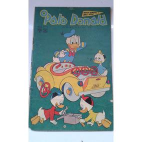 Revista Pato Donald N° 1062 Ano 72 Editora Abril Bom Estado