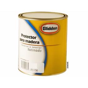 Protector P/madera Interior/exterior Glidden Cedro 1 Lt