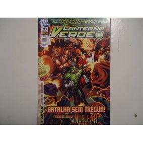Marvel A Guerra Dos Lanternas Verdes Batalha Sem Trégua