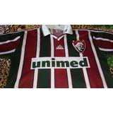 Camisa Do Fluminense. adidas Ano 1999 Nº 7