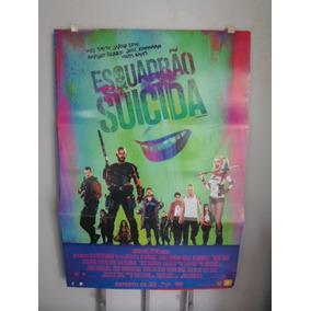 Poster Esquadrão Suicida - Frete: 8,00