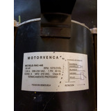 Motor Ventilador 1/6 Hp Mod Rac-445 220v 2 Ejes Rpm-1075
