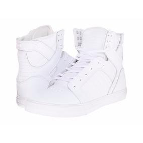 7df26bae610 ... australia supra skytop zapatos cuero hombre mujer blanco e9a07 13edf
