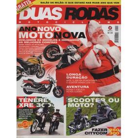 Duas Rodas N°423 Ténéré Xre 300 Fazer 250 Citycom Lead 110