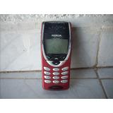 Celular Nokia 8260 Original Coleccion Decoracion