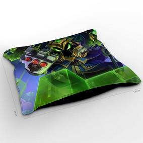 Almofadão League Of Legends Veigar Chefão Final 120x84cm