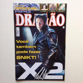 Revista Rpg Dragão X 2 Você Também Pode Fazer Snikt Nº 95