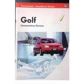 Catalogo Concessionaria Vw 1999 Golf Treinamento Assist Técn