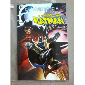 Convergência Dc Comics A Sombra Do Batman Panini