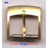 Hebilla Para Malla De Reloj Dama De Metal 10 Mm (06)