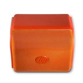Speaker Hp Mobile Mini Roar Bluetooth - Laranja