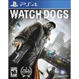 Juego Watch Dogs Playstation 4 Ibushak Gaming