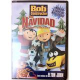 Bob El Constructor. Una Navidad Inolvidable. Dvd Original