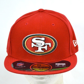 San Francisco 49ers New Era Gorra 59fifty 100% Original ee8eff3b717