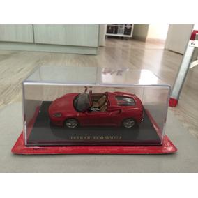 Miniatura Ferrari F430 Spider - Ixo - 1/43 Jammelminiscar