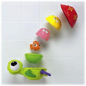 Juguete Nemo Y Amiguitos Encajables De Baño De Fisher Price