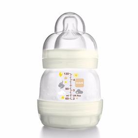 Mamadeira First Bottle Neutral 130ml Mam