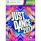 Just Dance 2017 Nuevo Para Xbox 360 Blakhelmet E
