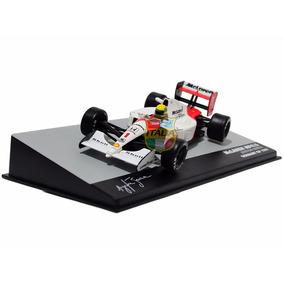 Mclaren Mp4/6 1991 Ayrton Senna 1:43 Ixo Lendas Brasileiras