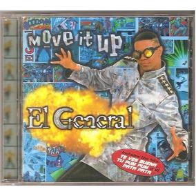 Cd El General - Move It Up ( Te Ves Buena+ Tu Pum Pum+ Pata