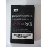 Bateria Zte Li3710t42p3h553457 Para Telefone Fixo Zte