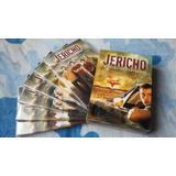 Série Coleção Completa Jericho 8 Discos Dvd - Bom Estado