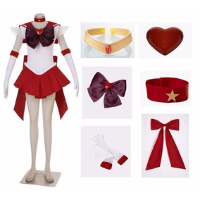 Sailor Mars Dazcos Sailor Moon Hino Rei Supers Mars Cosplay af7a2236f9e0