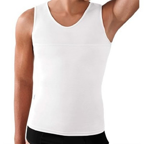 Camiseta Cinta Masculina Slim Modeladora Postura Correta aa8d22f67e4
