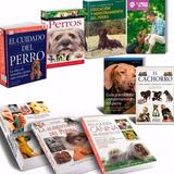 Adiestramiento Y Cuidado Canino 15 Libros, 70 Videos, Perros
