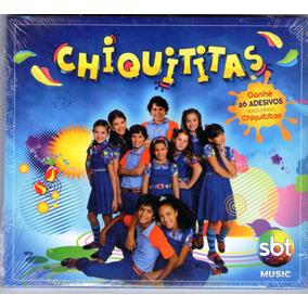 Cd Chiquititas Remexe Vol1 Original Lacrado