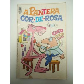 Gibi A Pantera Cor-de-rosa Nº 6