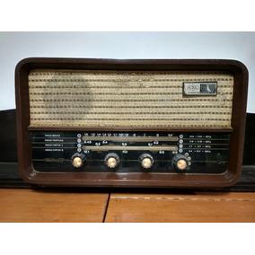 Rádio Antigo Abc. Dito Canarinho. Sem Funcionamento.