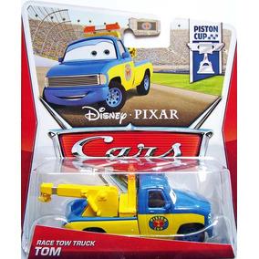 Disney Cars Race Tow Truck Tom Mattel Mcqueen Carros 1