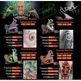 Maquinas Para Tatuar - Tattoo Linea Y Relleno