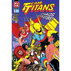 Dc Team Titans - Volume 12