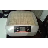 Incubadoras Económica 56 Huevos, Volteo Automático Garantía