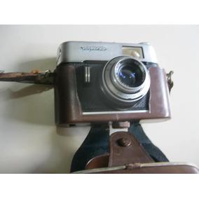 Cámara Foto Alemana Vig4lander Prontor 125 De Colección