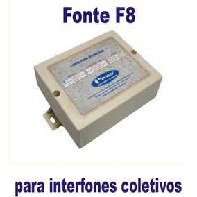 Fonte F8 Innear Port Coletivo 2 Fios Generico Fapa 8