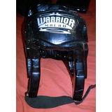 Casco Protector Macho Warrior Artes Marciales Boxeo Talla M