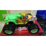 Carro Rc Nitro Monster Truck Scale 1/8