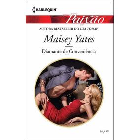 Livro Diamante De Conveniência - Maisey Yates